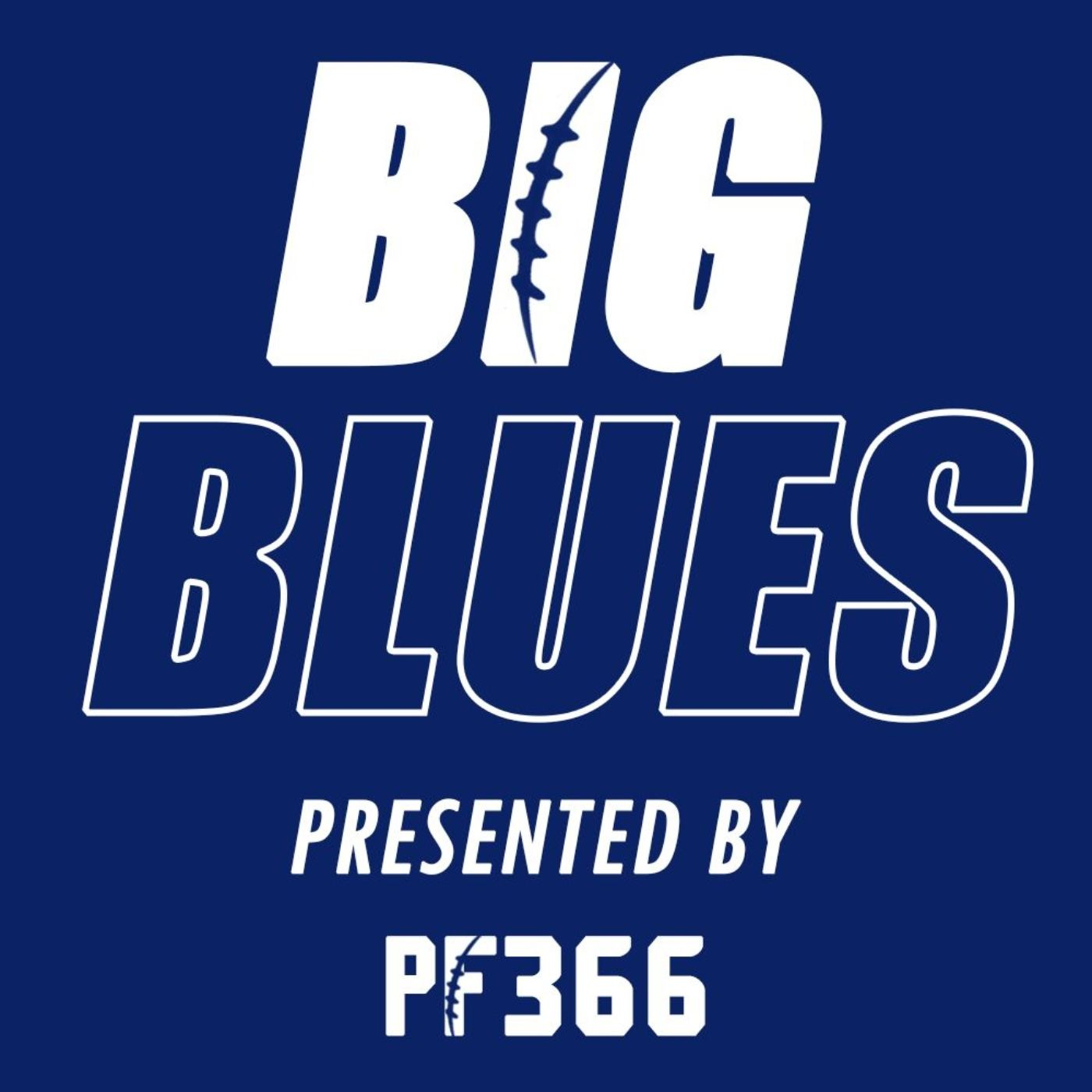 The Big Blues Podcast by Dan Couver on Apple Podcasts