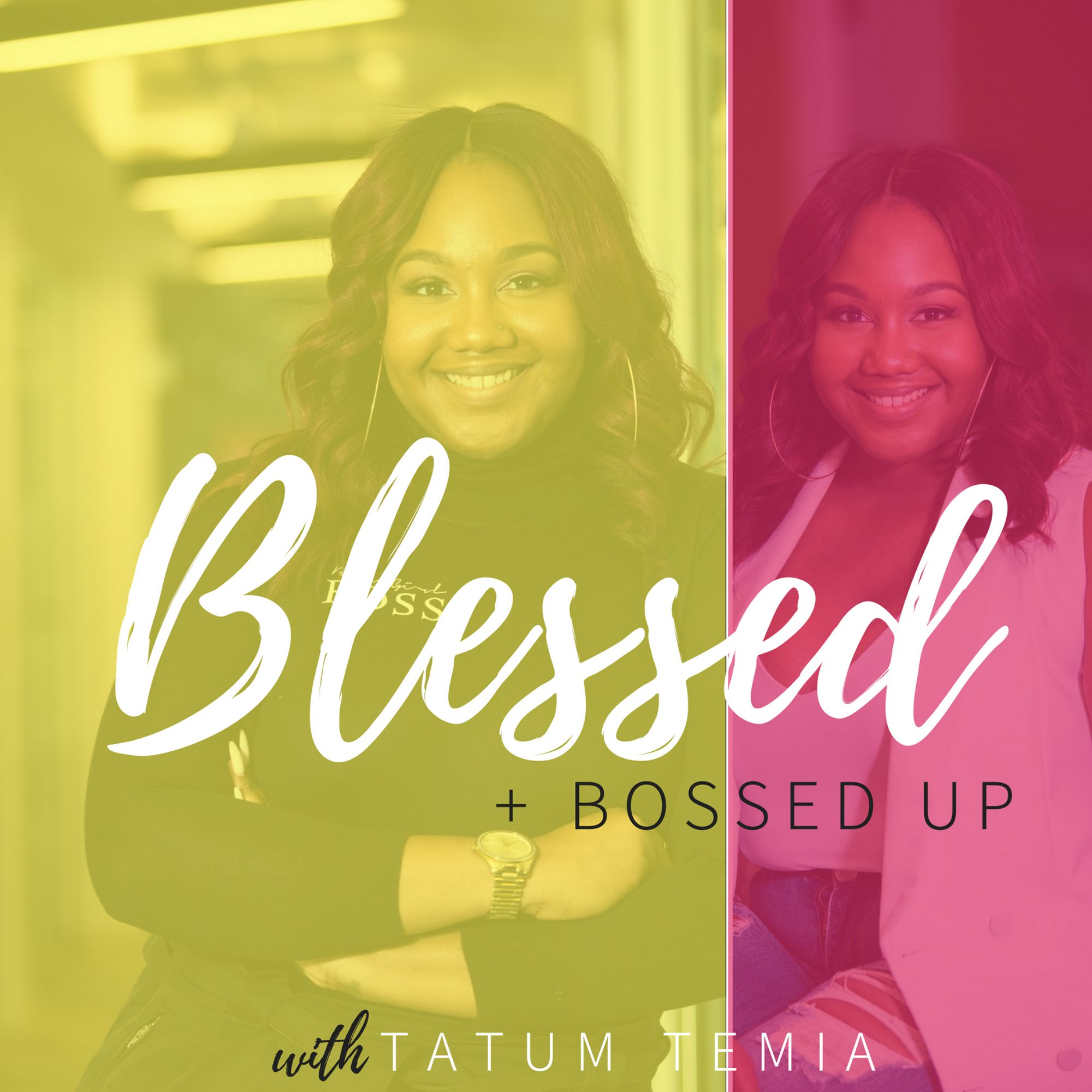 Image result for blessed + bossed up podcast