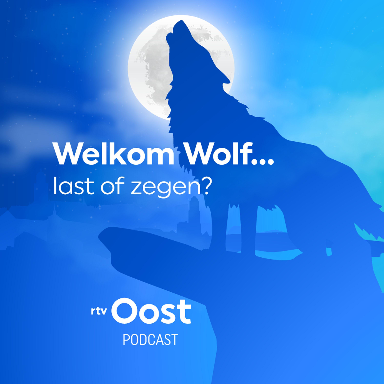 Welkom Wolf... logo