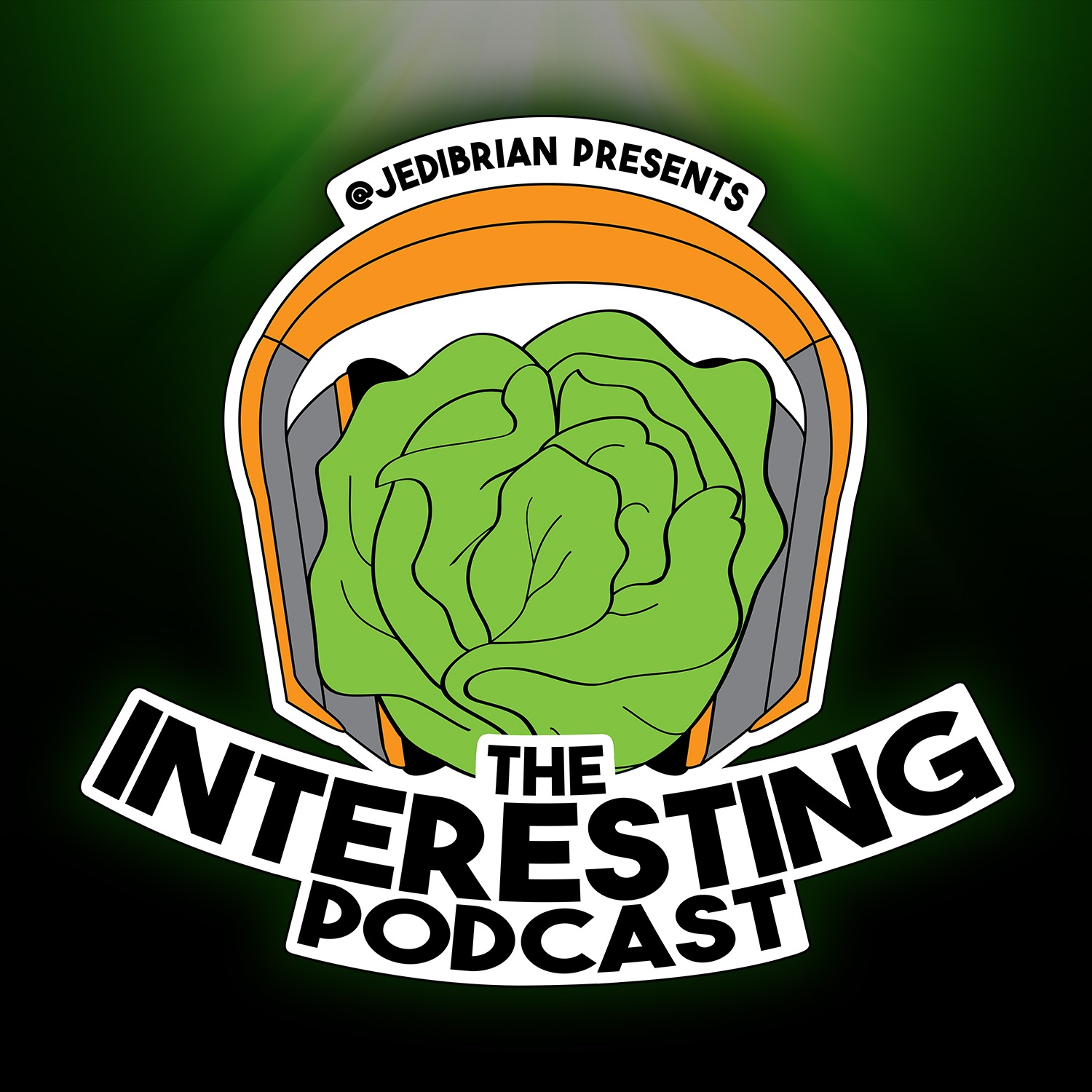 The Interesting Podcast (with Brian Ballance) podcast show image