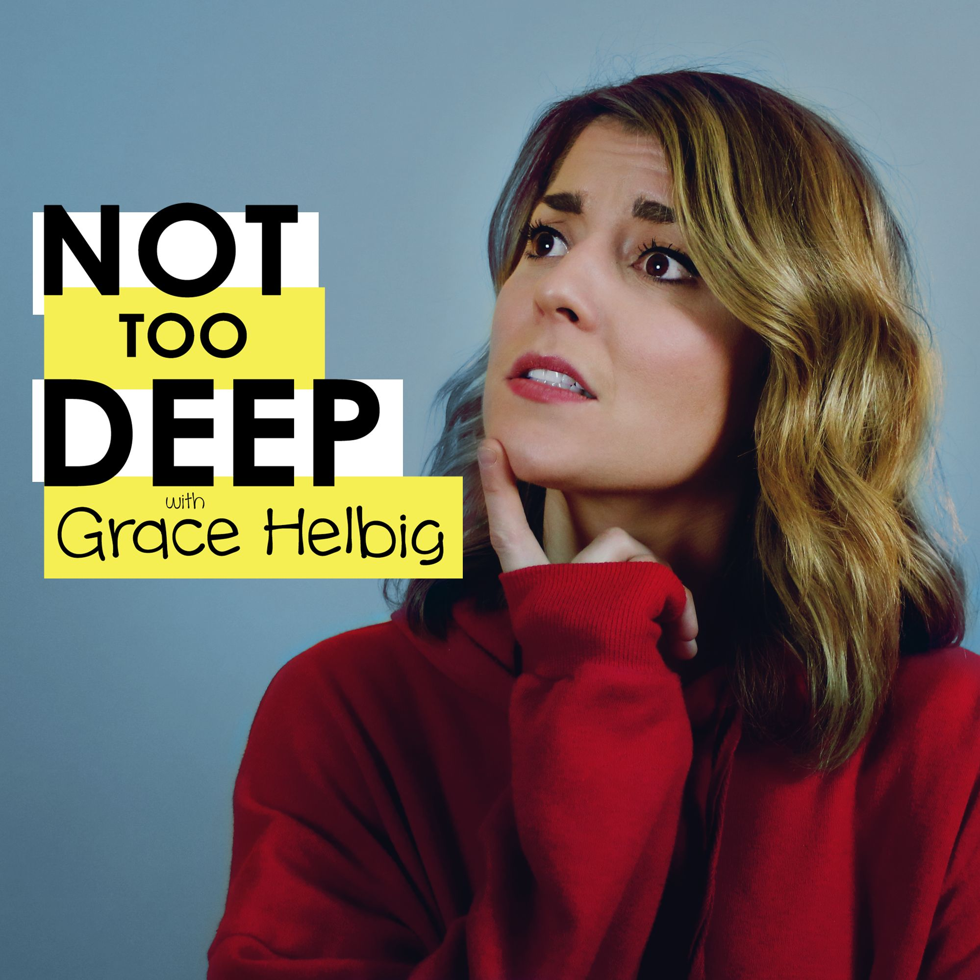 Not Too Deep with Grace | Free Listening on SoundCloud