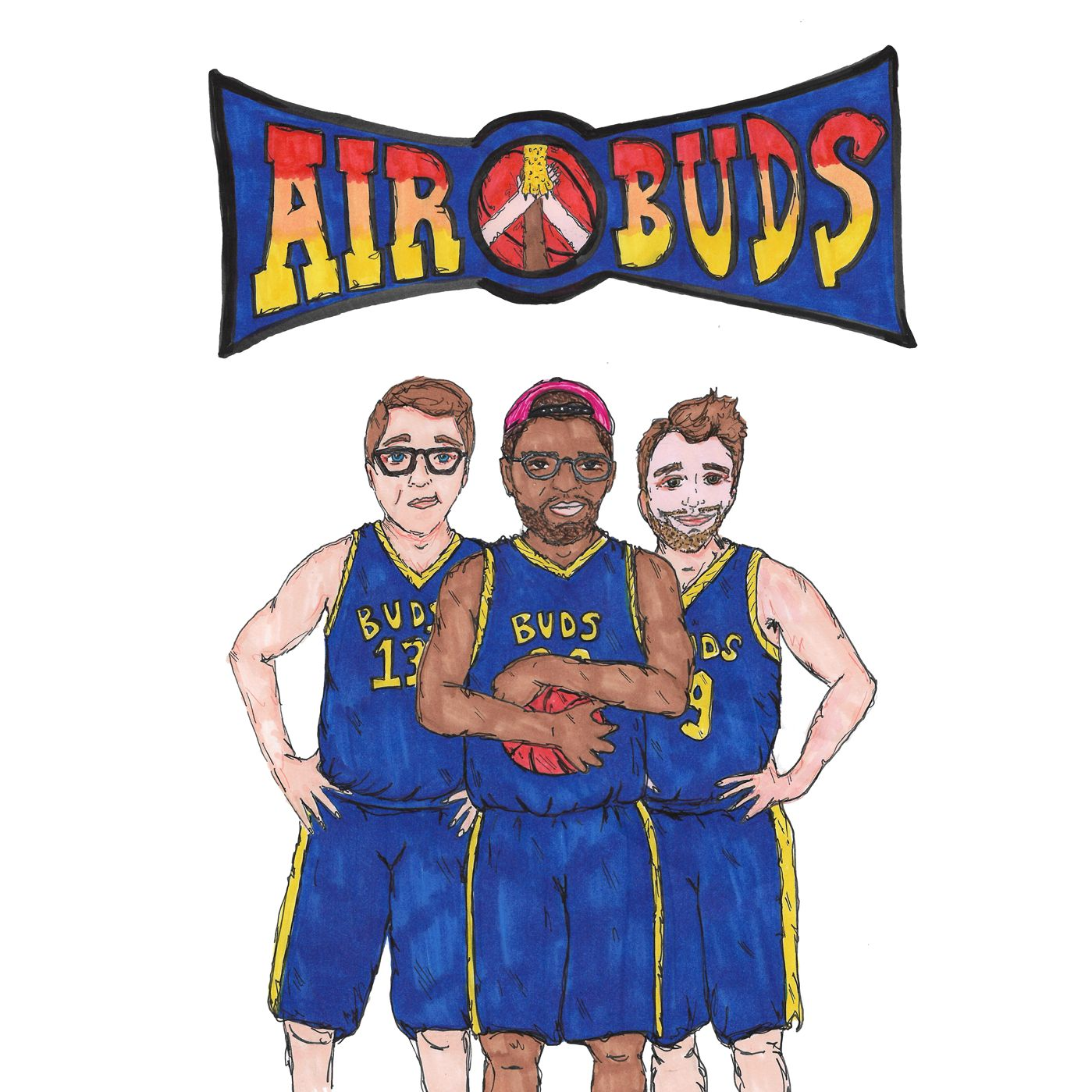 71d63598b746 Air Buds 94  We re A Hot Dog Podcast Now 448698 Air Buds podcast