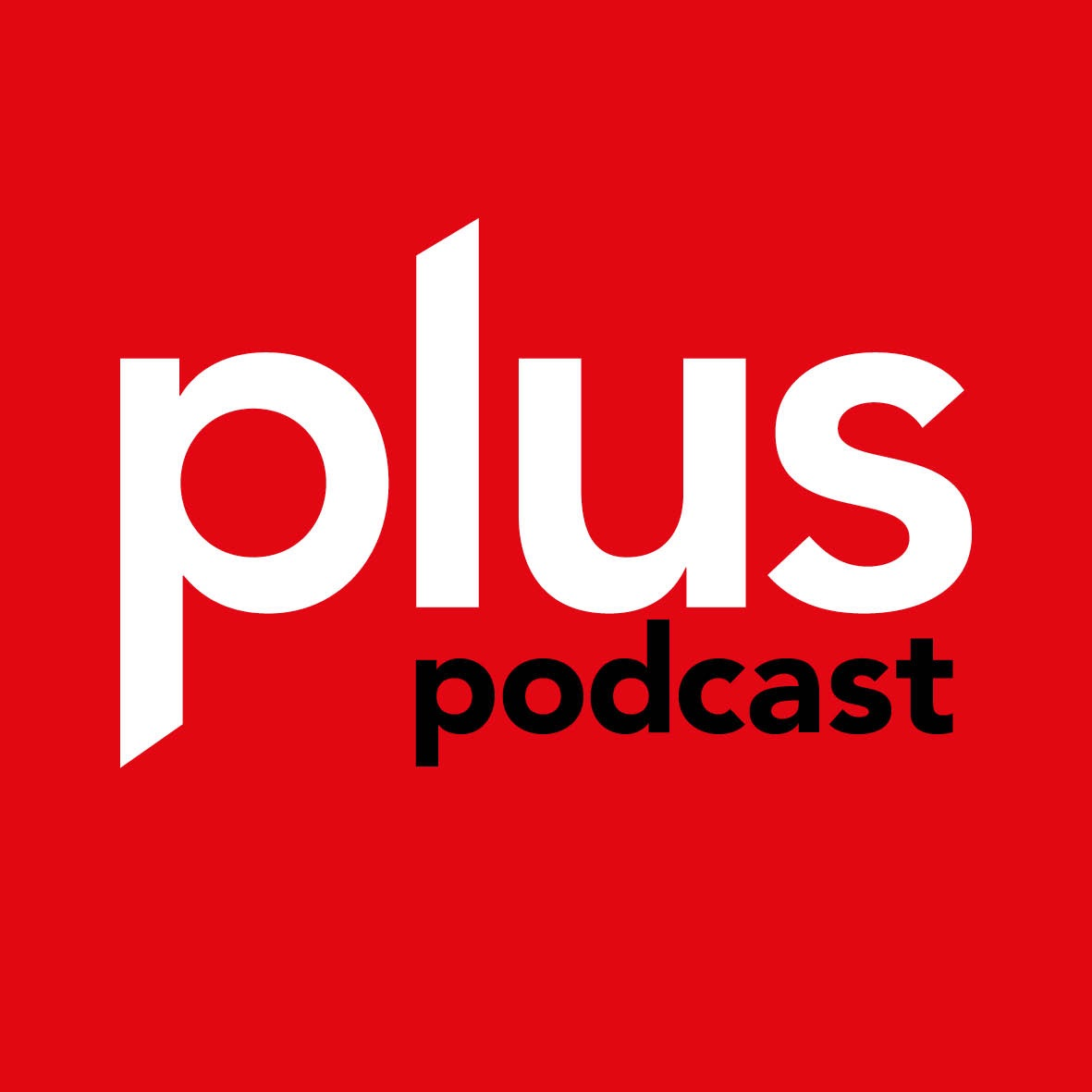 Plus Podcast logo