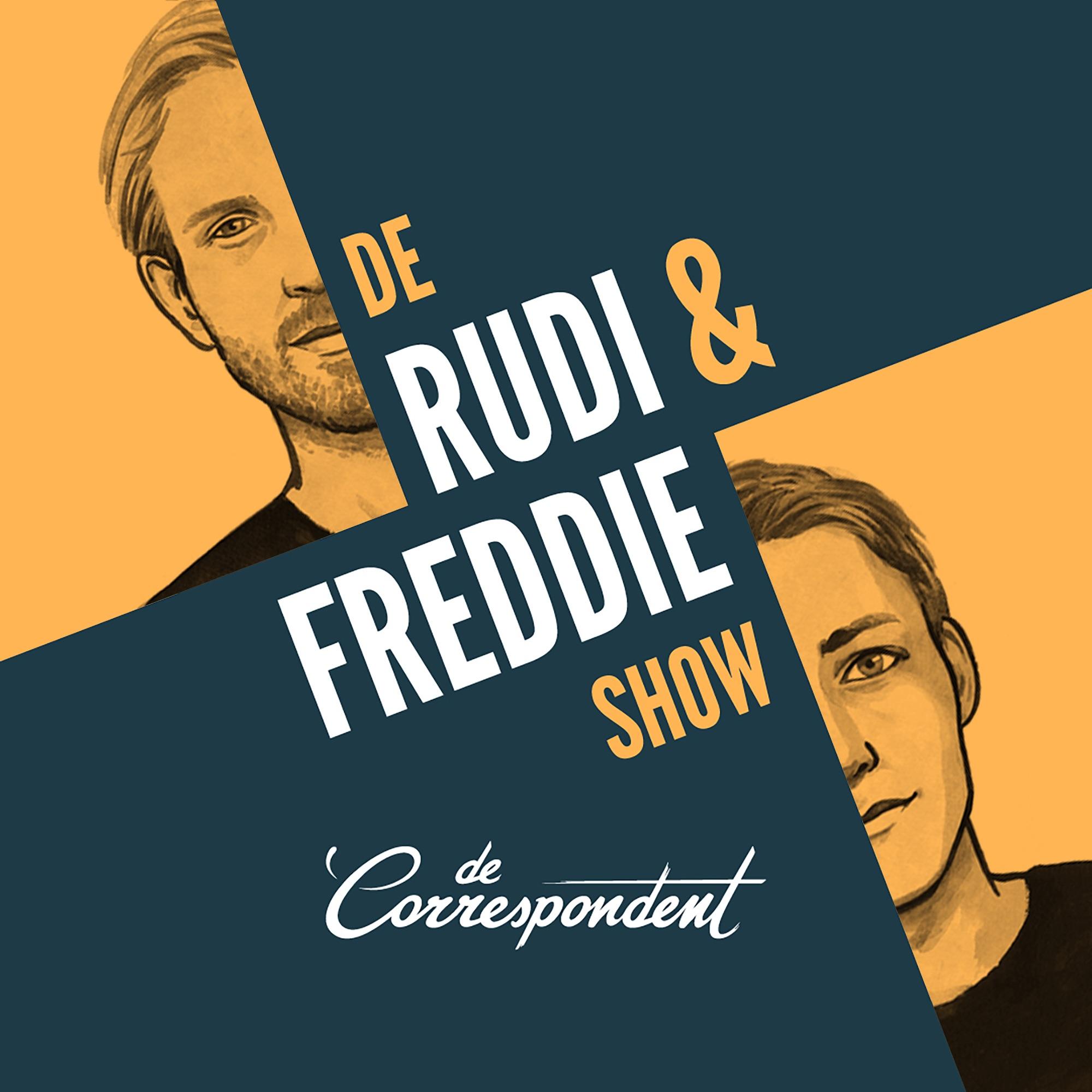 De Rudi & Freddie Show logo