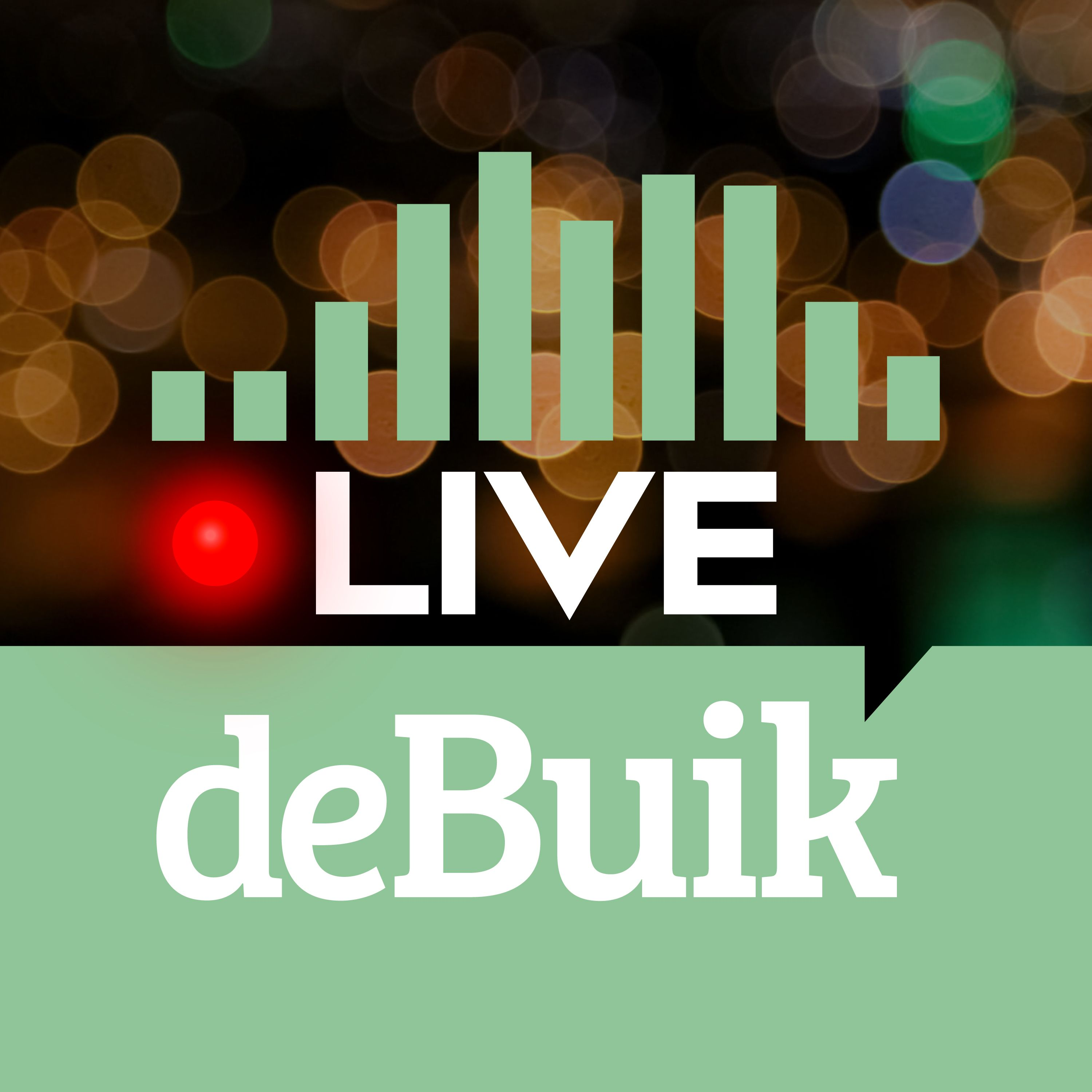 de Buik Live logo