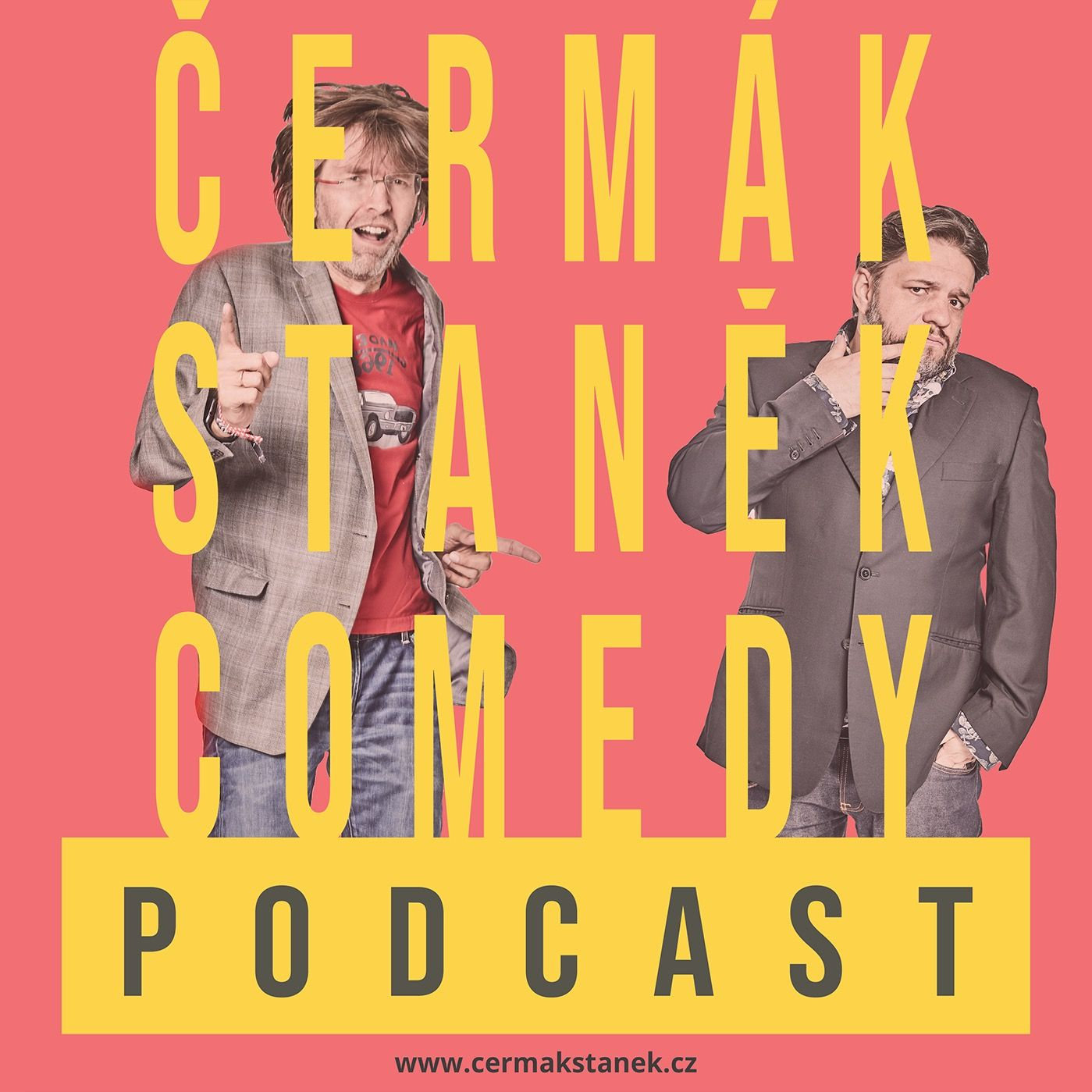 Čermák Staněk Comedy Podcast