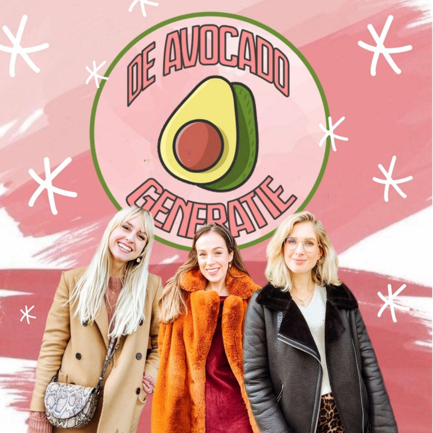De Avocado Generatie Podcast logo