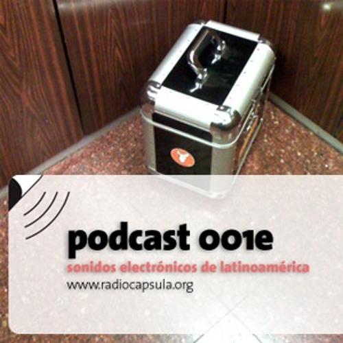 Radio Cápsula podcast 001e