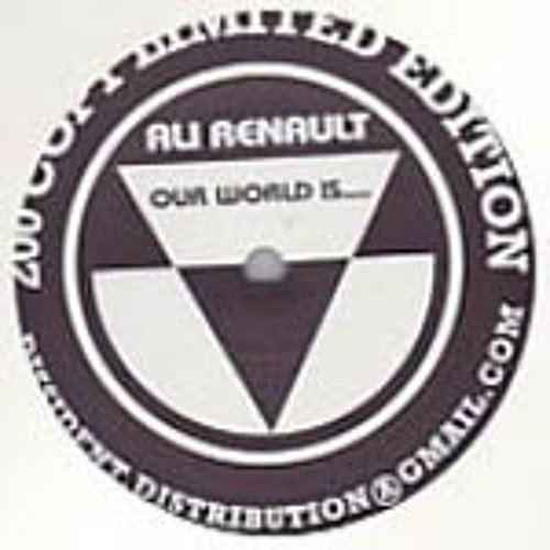 Ali Renault - Our World is...
