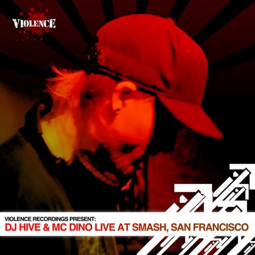 DJ Hive & MC Dino Live in San Francisco - Nov '06