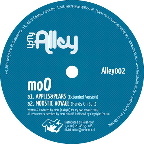 moO - Apples & Pears EP
