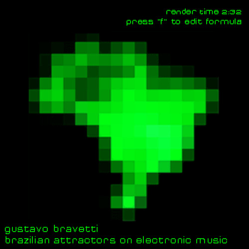 gustavo bravetti - brazilian attractors on electronic music
