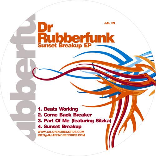Dr Rubberfunk - Sunset Breakup