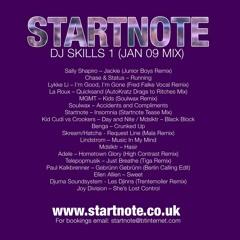 DJ SKILLS 1 (JAN 09 MIX)