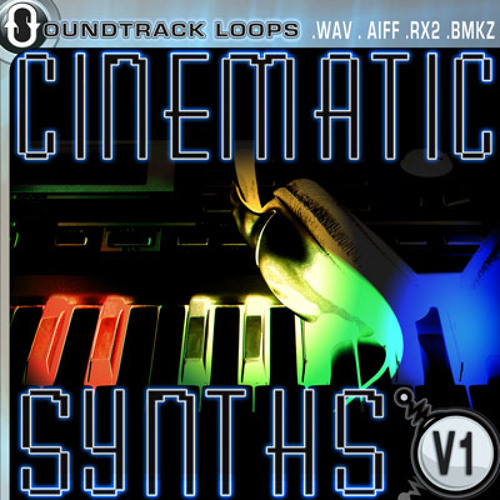 SoundtrackLoops.com - Cinematic Synths - DJ Montra Demo
