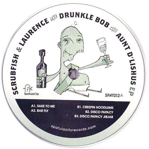 Scrubfish & Laurence - Sake To Me - Spatula City