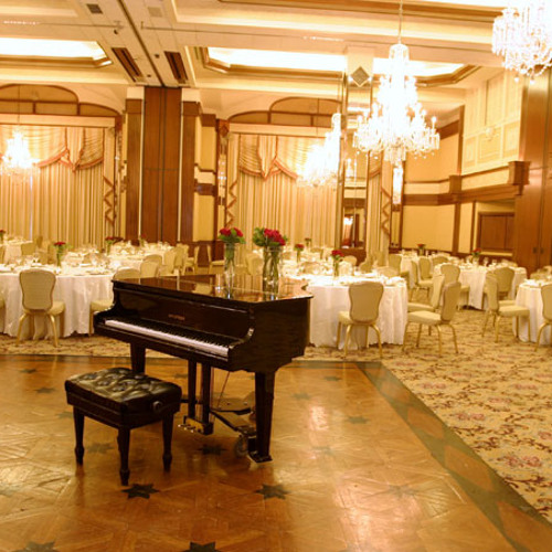 D-ranged - ballroom