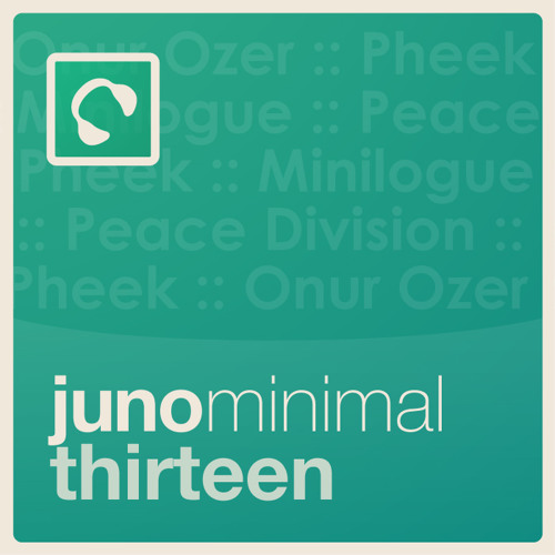 Juno Minimal Podcast - Episode 13