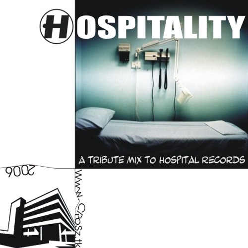 Hospitality - a tribute mix to hospital records - 2006