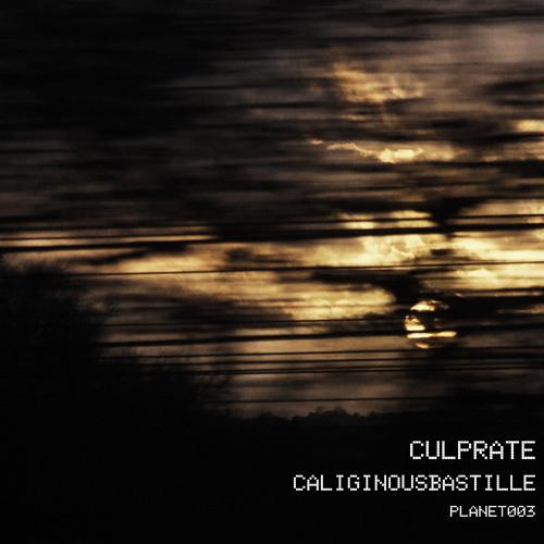 Culprate - Slipper [PLANET003]