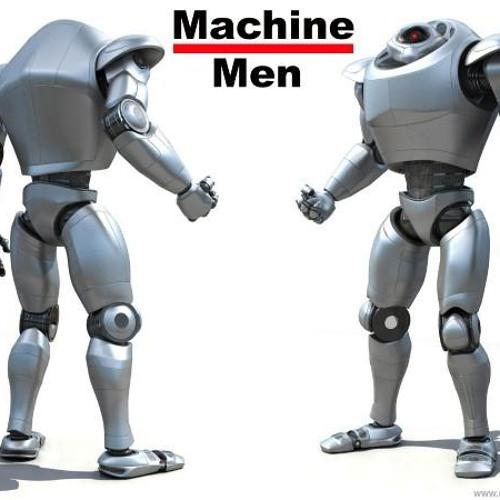 Digitizer - Machine Men