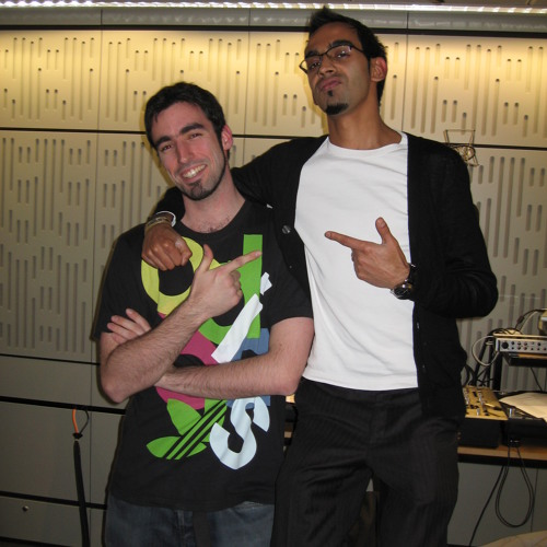 Randomer DJ mix for Electro East with Nerm on BBC Asian Network (23/11/2008)