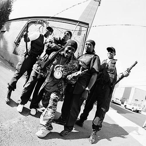 Public Enemy Tribute Mix 87'-92'