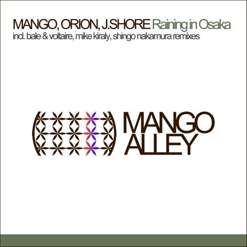 Mango, Orion, J.Shore - Raining in Osaka (Mango Alley Rec.)