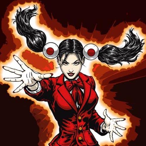 Oyacren - Yuriko Omega