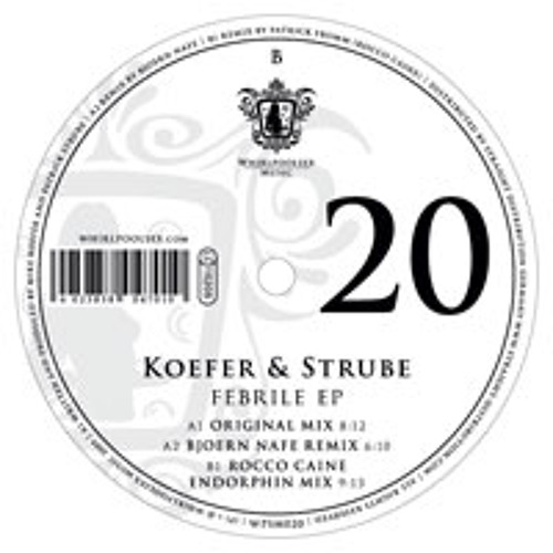 Koefer & Strube - Febrile (Rocco Caine Endorphin Remix) snippet web