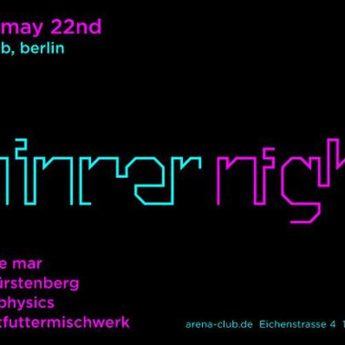 Marko Fürstenberg - Live @ Arena Club-Berlin 22.05.2009