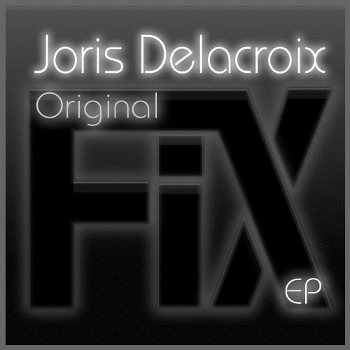 Joris Delacroix - Very Fast Food (Original Mix)