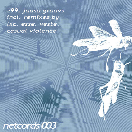 Z99 - Juusu Gruuvs (Juusu Dub by LXC) (Netcords, free DL, 2008)