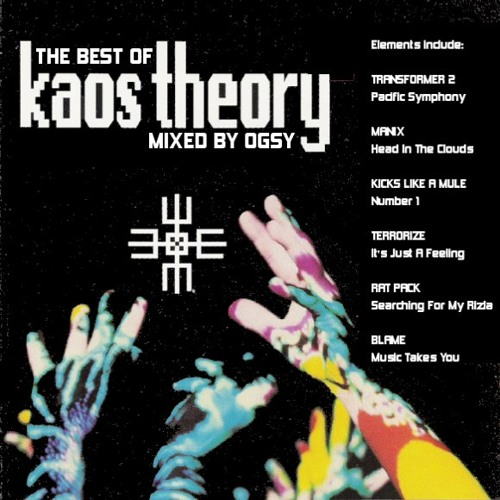 """Ogsy - """"The Best of Kaos Theory"""" Oldskool Mix"""