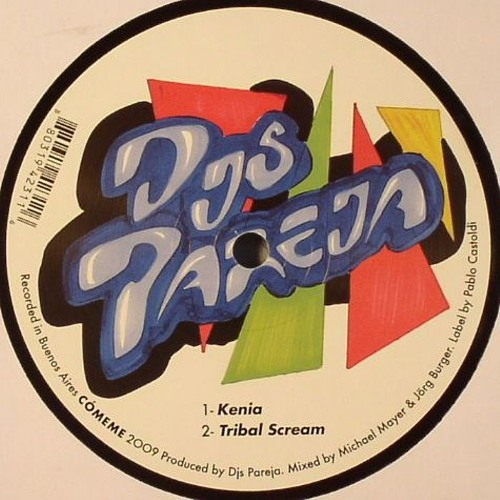 DJS PAREJA - KENIA