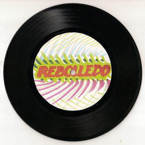 REBOLLEDO - RAID A LA JOYA
