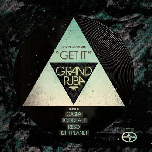 01 Get It (Caspa's 80Eighties Remix)