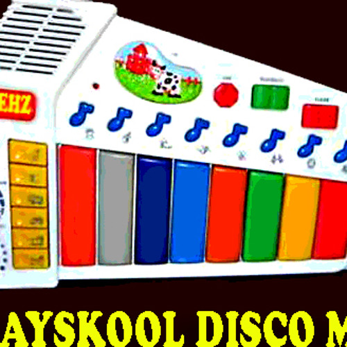 "DJ KEHZ'S ""PLAYSKOOL  DISCO MIX"""