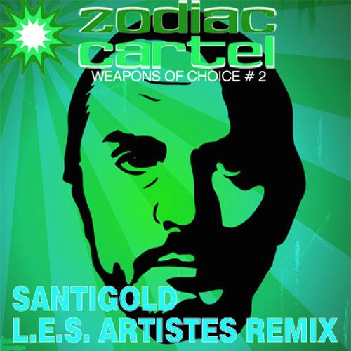 Santigold - L.E.S. Artistes (Zodiac Cartel Remix)