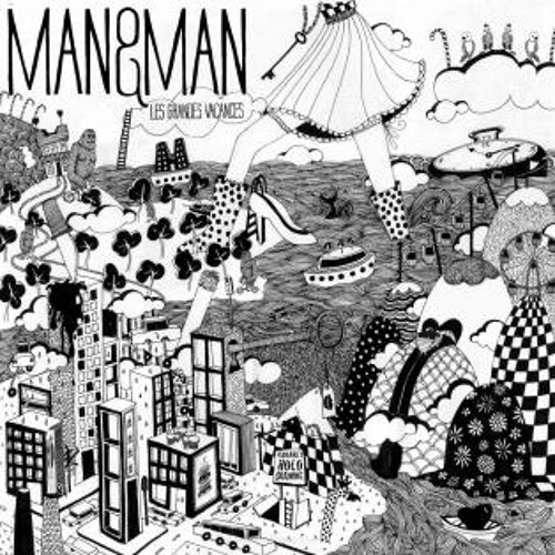 MAN&MAN - Les Grandes Vacances (Carabine remix)