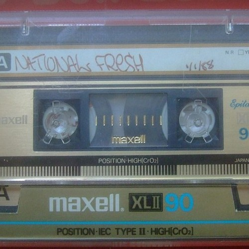 National Fresh - maxell XLII90 (B) -  01/01/88