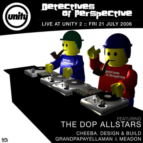 Detectives of Perspective Live at 'Unity 2' (The Bristol Megarave)