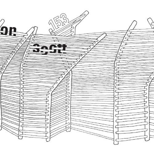simon scott - process part 153 (under crumbling skies)