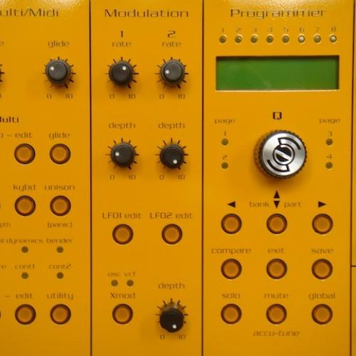 Yellow OMEGA 8 Demo