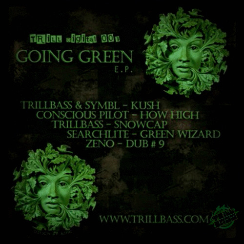 Conscious Pilot - How High (Trillbass Recordings 2009)