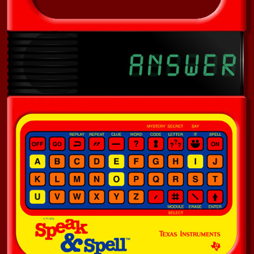 ROGUE ROBOTS - SPEAK & SPELL