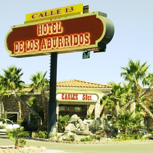 Virtual DJ - Hotel de los Aburridos (Calle 13 vs Eagles Doors 50 cent)