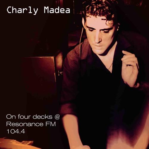 EXCLUSIVE- Charly Madea LIVE ON 4 DECKS @ Resonance FM 104.4