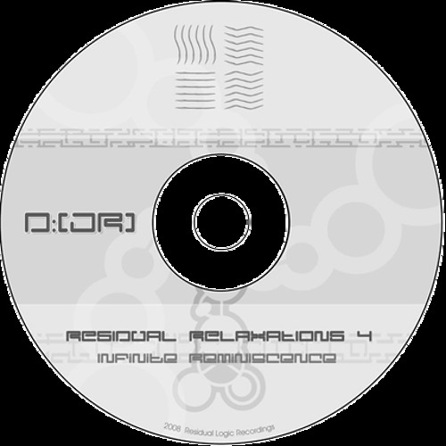 D:[JR] - Residual Relaxations 4 - Infinite Reminiscence