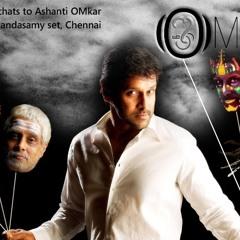 Chiyaan Vikram speaks to Ashanti OMkar